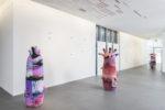 New Blabs on Clouds and Planes, la mostra personale di Simone Monsi  presso Spazio Leonardo di Milano