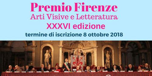 Premio Firenze di Letteratura e Arti Visive. Aperte le iscrizioni