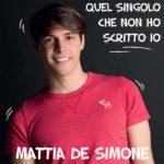 Sarà il cantautore Mattia De Simone l'opening act delle date italiane di James Blunt