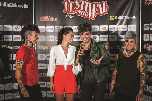 Il Festival Show arriva in provincia di Vicenza con The Kolors, Elodie, Michele Bravi, Thomas, Enrico Ruggeri, i Decibel e tanti altri