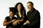 Il trio Tribalistas in tour a Milano e a Roma