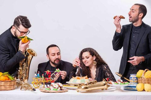 Triskeles Saxophone Quartet, al via la tourneé, dedicata ai compositori italiani del Settecento e dell'Ottocento