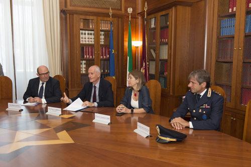 Polizia di Stato e MM S.p.A. siglano accordo su prevenzione e contrasto dei crimini informatici