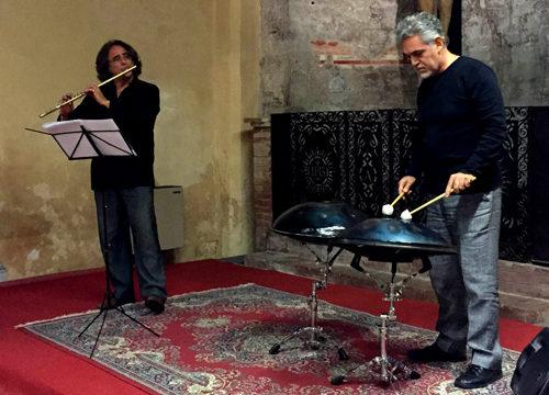 Assisi Suono Sacro. Peregrinandi: ricordando Hiroshima