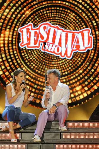 Festival Show il 1° settembre in Piazza Unità d'Italia a Trieste