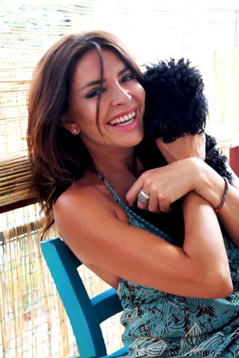 Francesca Rettondini vista da Tatiana Benedet Ugazio