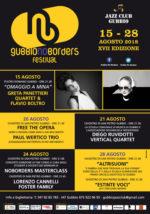 Al Gubbio No Borders il trombettista e compositore Diego Ruvidotti con il suo Vertical Quartet