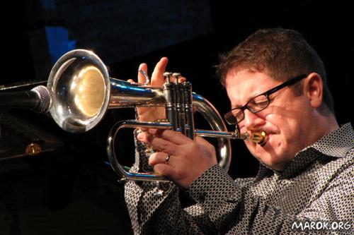 Il grande trombettista Jim Rotondi a Diamante