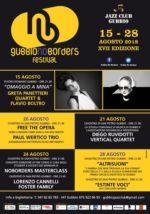Doppio concerto al Gubbio No Borders: Lorenzo Cannelli Foster Family e le No Borders Masterclass