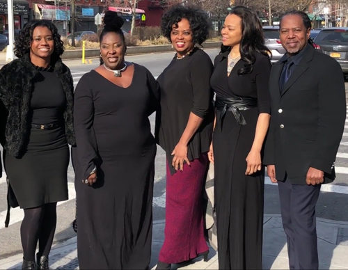Sonya Rogers & The Harlem Gospel Singers in concerto