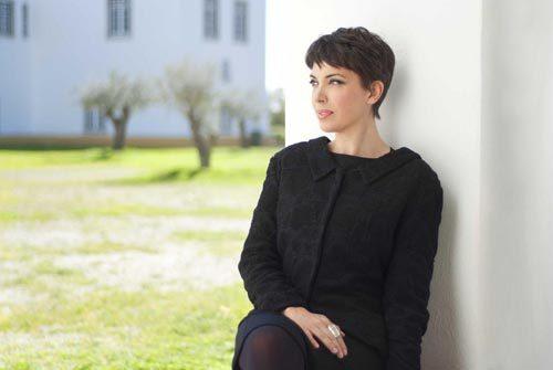 Teresa Salgueiro, sogno e poesia tra le vette