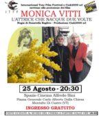 II^ tappa International Tour Film Festival dedicata a Monica Vitti