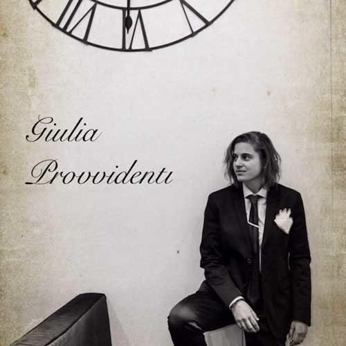 """""""Fermare il mondo"""" il nuovo singolo  di Giulia Provvidenti"""