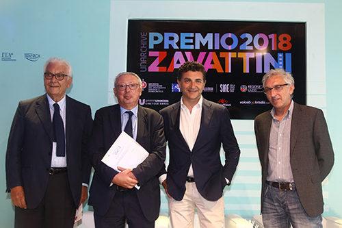 A Venezia 75 il Premio Zavattini l'Archivio come risorsa per ampliare la conoscenza della realtà contemporanea