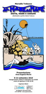 Al mare al mare, la mostra di Marcello Trabucco