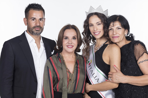 Carlotta e la prima giornata da Miss Italia…