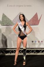 Chiara Bordi, la prima miss con la protesi