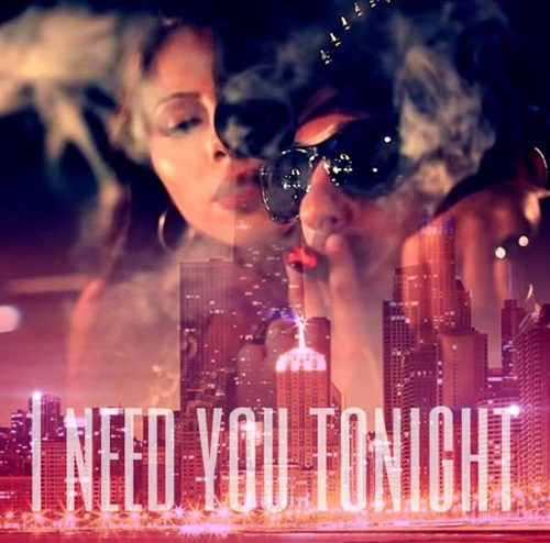 I Need You Tonight , il nuovo singolo di Alexis