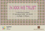 In xxx we trust