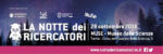 La Notte dei Ricercatori 2018 a Trento