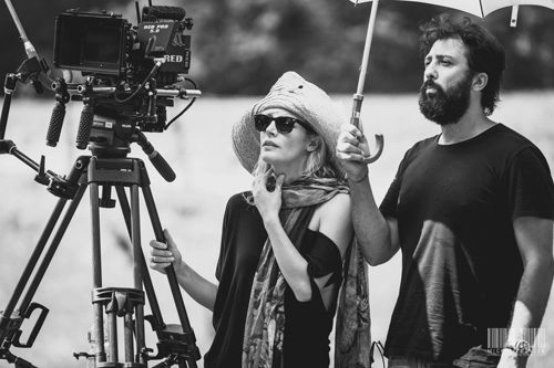Luca Immesi e Giulia Brazzale: cinematografi