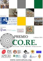 Premio CO.RE., al via la I edizione