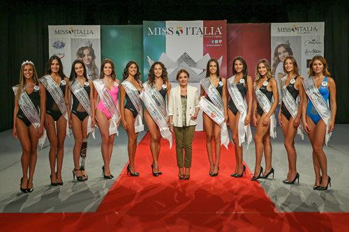 Miss Italia 2018: assegnati 14 titoli nazionali