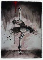 """""""Beauty"""" mostra di Miky Degni dal 17 al 24 ottobre presso Arnaout Spazio Arte di Milano"""