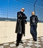 Aerostation, il primo album d'inediti del nuovo progetto di Gigi Cavalli Cocchi e Alex Carpani