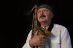 Il sassofonista Claudio Fasoli in concerto alla Camera del Lavoro di Milano per la rassegna Atelier Musicale
