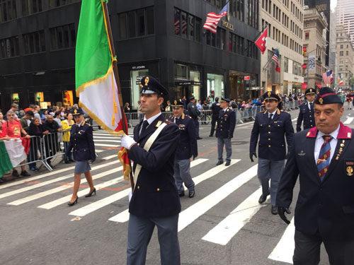 Columbus Day e Polizia di Stato
