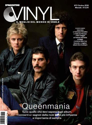 De Agostini Vinyl: arriva il nuovo numero del magazine, con un'incredibile cover story dedicata ai Queen!