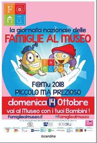 Giornata Nazionale delle Famiglie al Museo. Appuntamento al Museo Archeologico Nazionale di Crotone