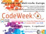 English Corner & Keep Calm and Well – Code Europe