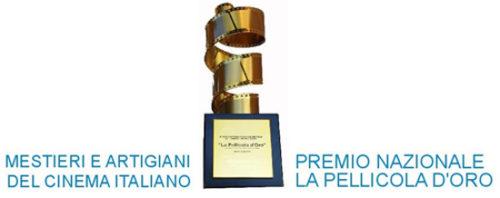 La Pellicola d'Oro torna alla Festa del Cinema di Roma allo Spazio Lazio Film Commission