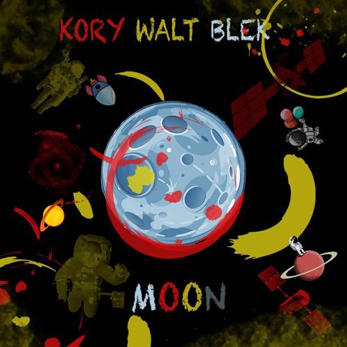 Moon, il nuovo album di Kory Walt Blek