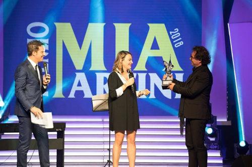 Roberta Bonanno ha vinto il Premio Mia Martini 2018