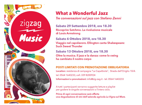 """Shakespeare incontra Duke Ellington: a Capalbio il secondo appuntamento della rassegna """"What a Wonderful Jazz"""""""