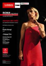 Stampe del Cielo, uno spettacolo di poesia e musica al Sala Umberto di Roma