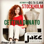 Cettina Donato in concerto a Stoccolma