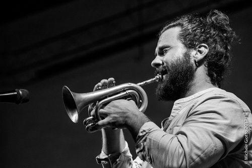 Il jazz del Gabriele Mitelli quartet nel segno dell'improvvisazione e dei suoni contemporanei alla Camera del Lavoro di Milano