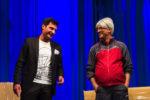 """""""Lasciatemi Fare"""" lo spettacolo con Federico Maria Isaia e Nico Di Renzo, componente del duo Pablo e Pedro al Teatro Tirso di Roma"""