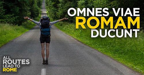 All Routes Lead to Rome: 25 novembre, ultimo giorno tra pedalate ed escursioni nel patrimonio culturale di Roma