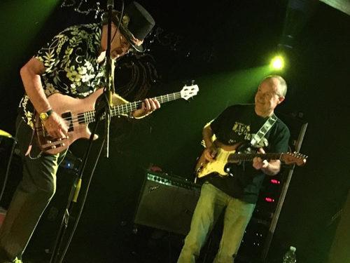 A tutto blues con la Baker Street Band venerdì 14 dicembre allo Spazio Teatro 89 di Milano