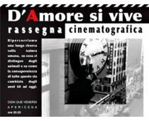 D'amore si vive fino all'8 febbraio 2019 al Cineforum alla Ex Lavanderia di Roma