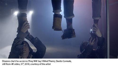 Magazzino Italian Art Foundation presenta la prima americana del pluripremiato film di Danilo Correale Diranno che li ho uccisi io