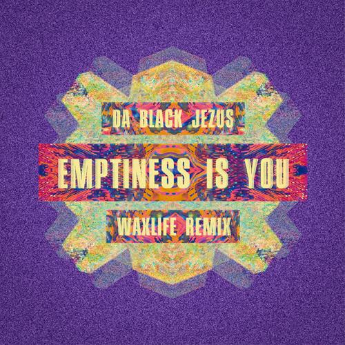 """Esce in digital download """"Emptiness is you (Waxlife remix)"""", il primo di una serie di remix tratti dall'album """"They can't cage the light"""" dei da Black Jezus"""