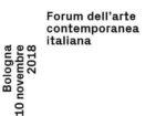 Grande successo per la quinta edizione del Forum dell'arte contemporanea italiana