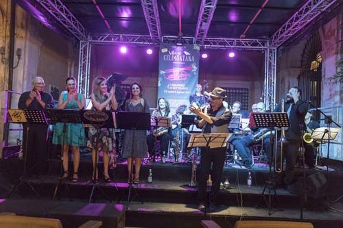 """Soliti Ignoti Jazz Orchestra presentano """"NovantEnnio"""" al Cotton Club – omaggio ad Ennio Morricone in occasione del 90esimo compleanno"""