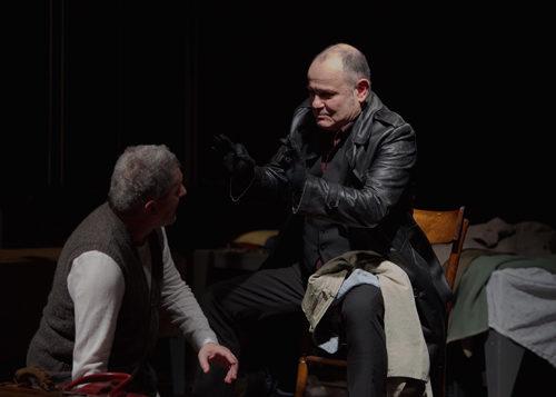 """""""Il custode"""" di Pinter con la regia Riccardo Magherini al Pacta Salone di Milano dal 21 novembre"""